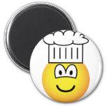 Chef emoticon   fridge_magents_magnet