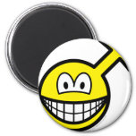 Male smile   fridge_magents_magnet