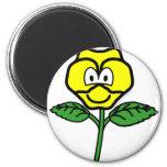 Pansy buddy icon   fridge_magents_magnet