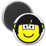 Beatle buddy icon   fridge_magents_magnet