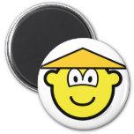 Chinese buddy icon   fridge_magents_magnet