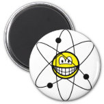 Atom smile   fridge_magents_magnet