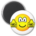 Ear tags emoticon   fridge_magents_magnet
