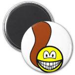 Squirrel smile   fridge_magents_magnet