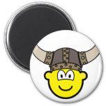 Viking buddy icon   fridge_magents_magnet