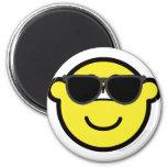 Sunglasses buddy icon   fridge_magents_magnet