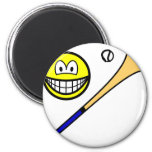 Hurling smile   fridge_magents_magnet