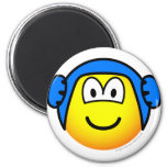 Waterpolo emoticon   fridge_magents_magnet