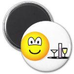 Waiter emoticon   fridge_magents_magnet