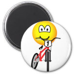 BMX emoticon Olympic sport Cycling fridge_magents_magnet