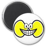 Infinite smile Shape  fridge_magents_magnet