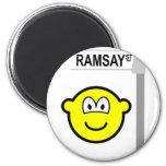Ramsay street buddy icon Neighbours  fridge_magents_magnet