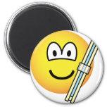 Engineer emoticon   fridge_magents_magnet