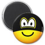 Masked emoticon   fridge_magents_magnet