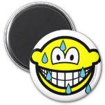 Sweating smile   fridge_magents_magnet