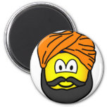 Sikh emoticon   fridge_magents_magnet
