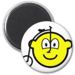 Velocipede buddy icon   fridge_magents_magnet