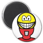 Gumball machine smile   fridge_magents_magnet