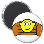 Couch potato buddy icon   fridge_magents_magnet