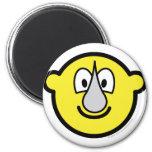 Rhino buddy icon   fridge_magents_magnet