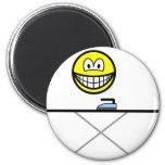 Ironing smile   fridge_magents_magnet