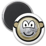 Euro coin buddy icon   fridge_magents_magnet