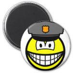 Chauffeur smile   fridge_magents_magnet