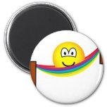 Hammock emoticon   fridge_magents_magnet
