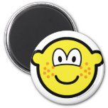 Freckles buddy icon   fridge_magents_magnet