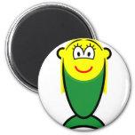 Mermaid buddy icon   fridge_magents_magnet