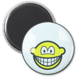 Smile living in a bubble   fridge_magents_magnet