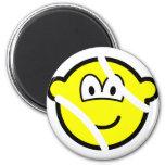 Tennisball buddy icon   fridge_magents_magnet