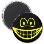 Inverted smile   fridge_magents_magnet