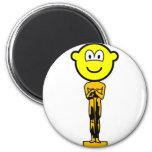 Oscar buddy icon   fridge_magents_magnet