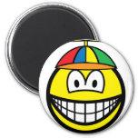 Propeller cap smile   fridge_magents_magnet