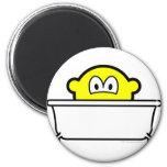 Bathing buddy icon   fridge_magents_magnet
