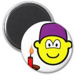 Dopey buddy icon Seven Dwarves  fridge_magents_magnet