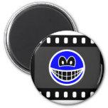 Film negative smile   fridge_magents_magnet