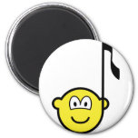 Music note buddy icon   fridge_magents_magnet