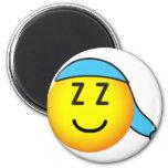 Sleeping cap emoticon   fridge_magents_magnet