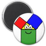 Pythagoras buddy icon   fridge_magents_magnet