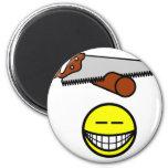 Snoring smile   fridge_magents_magnet