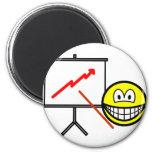 Presenting smile good news  fridge_magents_magnet