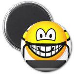 Treadmill emoticon   fridge_magents_magnet