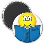 Reading emoticon   fridge_magents_magnet