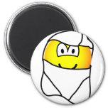 New born emoticon   fridge_magents_magnet