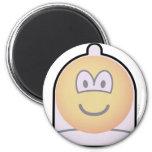 Condom emoticon   fridge_magents_magnet