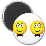 Gay marriage emoticons Male  fridge_magents_magnet