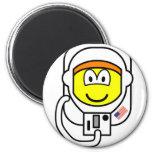 Astronaut buddy icon   fridge_magents_magnet