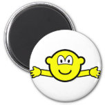 Hug buddy icon   fridge_magents_magnet